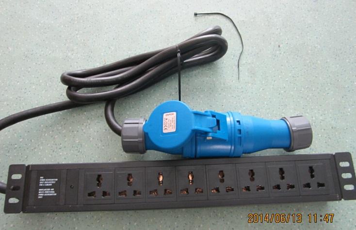 380v输入pdu电路图